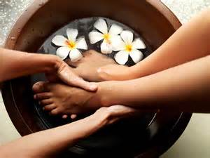 pedicurewater
